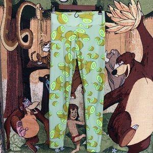 LulaRoe kiwi leggings